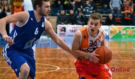 Баскетбол: «Одесса» пополнила свои ряды двумя украинцами