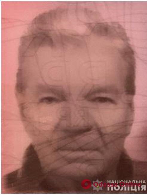В Одессе ищут пропавшего 81-летнего мужчину