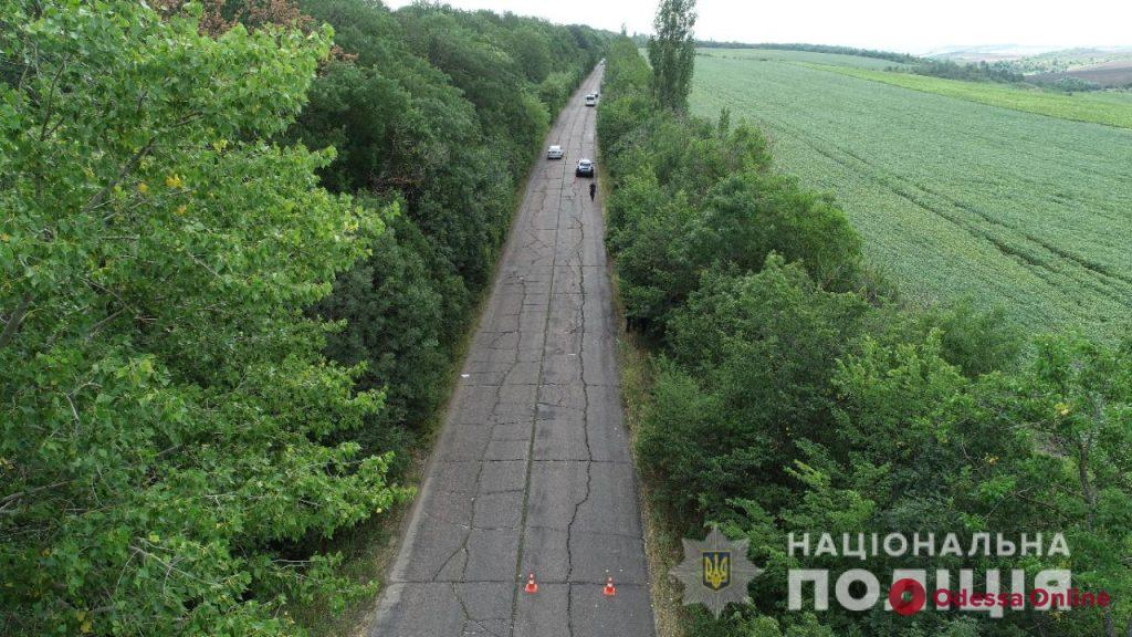 В Одесской области в аварии пострадал мотоциклист