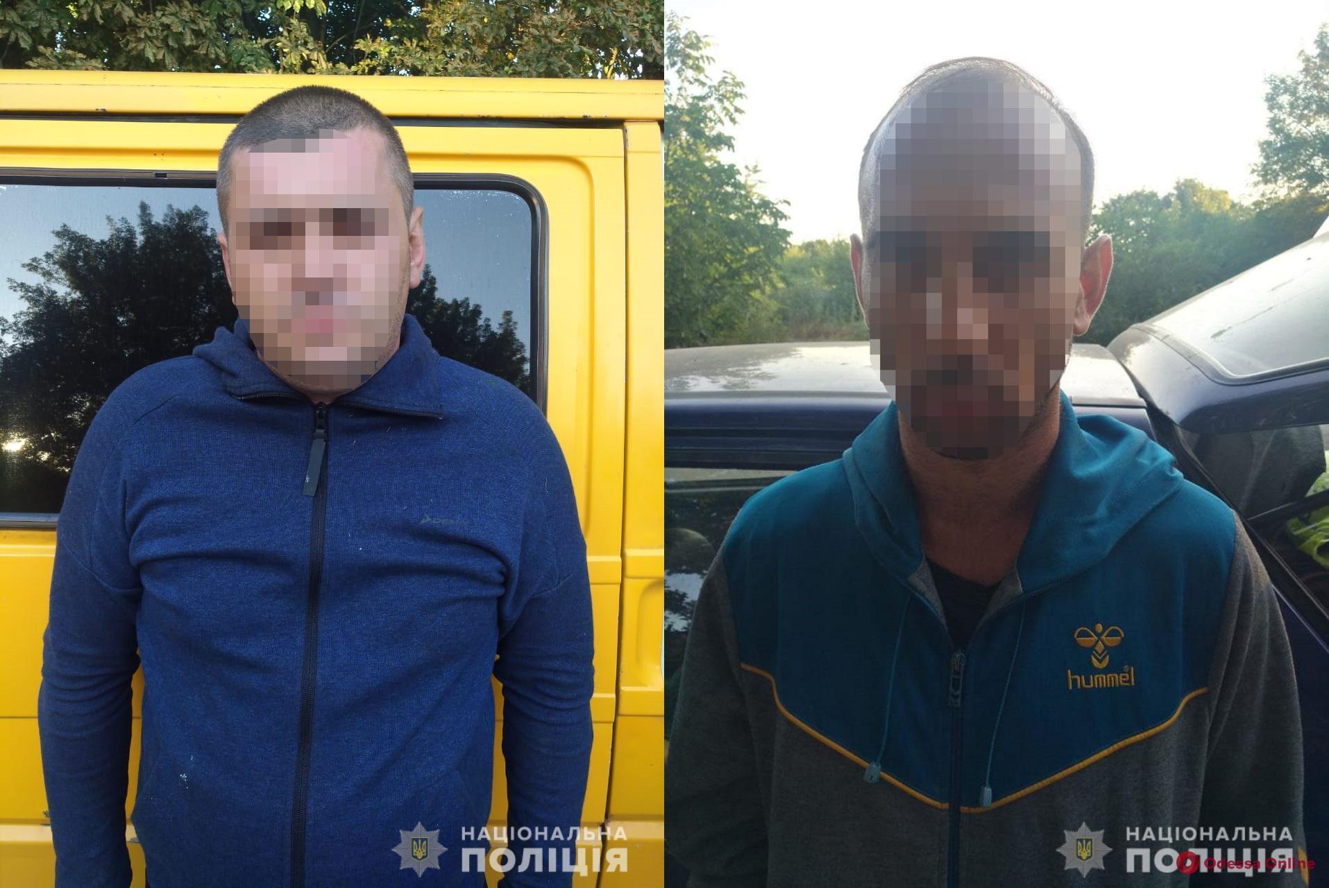 Криминальный дуэт из Одесской области «чистил» автомобили в Виннице