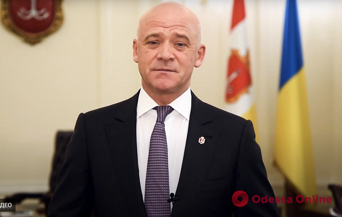 Официально: мэром Одессы избран Геннадий Труханов