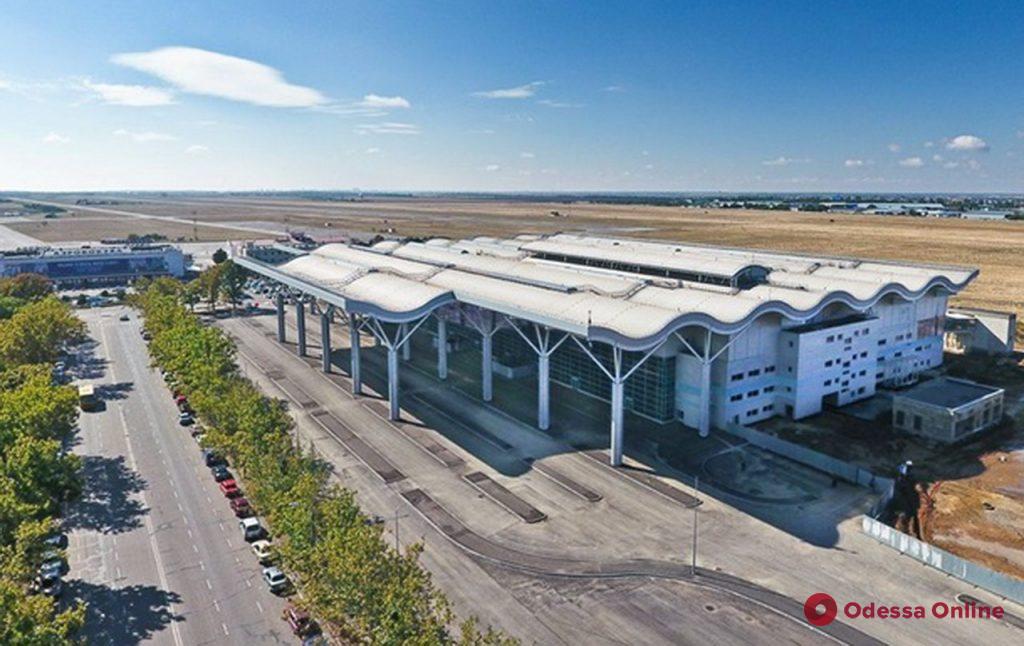 Кабмин выделит еще 117 миллионов гривен на реконструкцию Одесского аэропорта