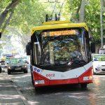 7 троллейбус