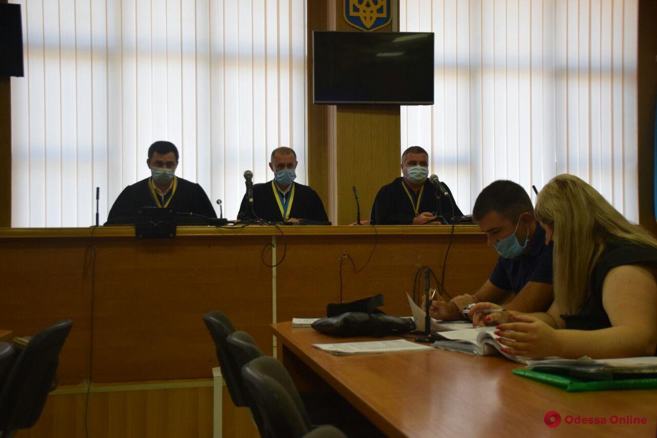 Одесса: апелляционный суд отпустил домой блогера Домбровского