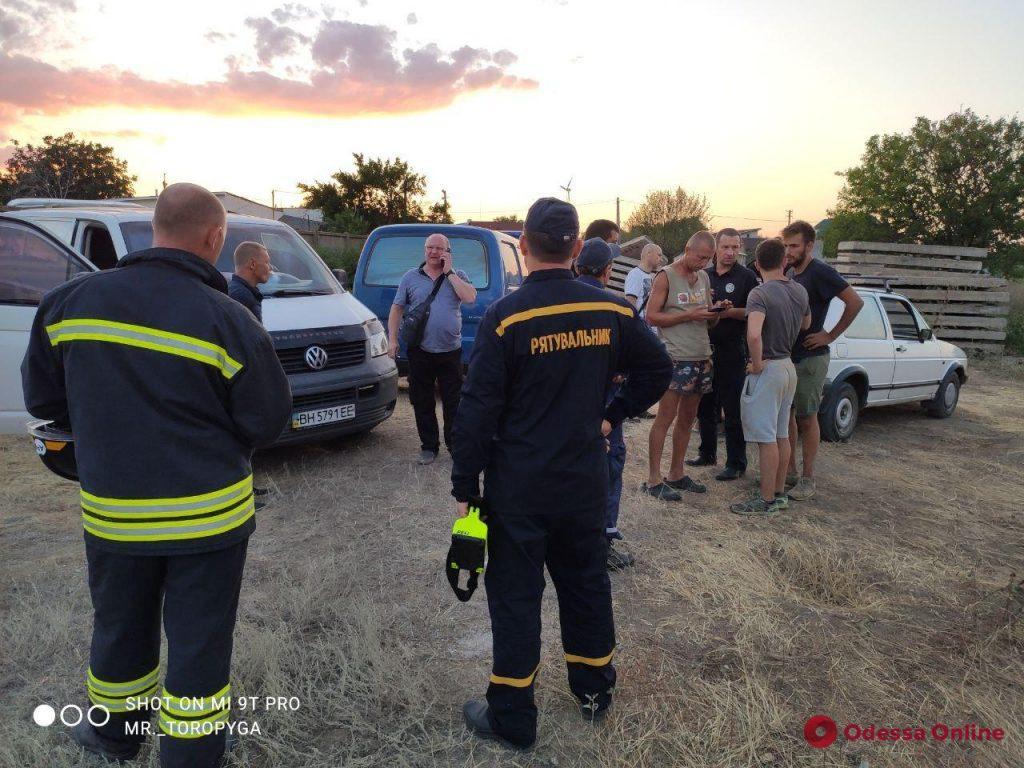 Под Одессой в катакомбах искали двух глухонемых диггеров-любителей