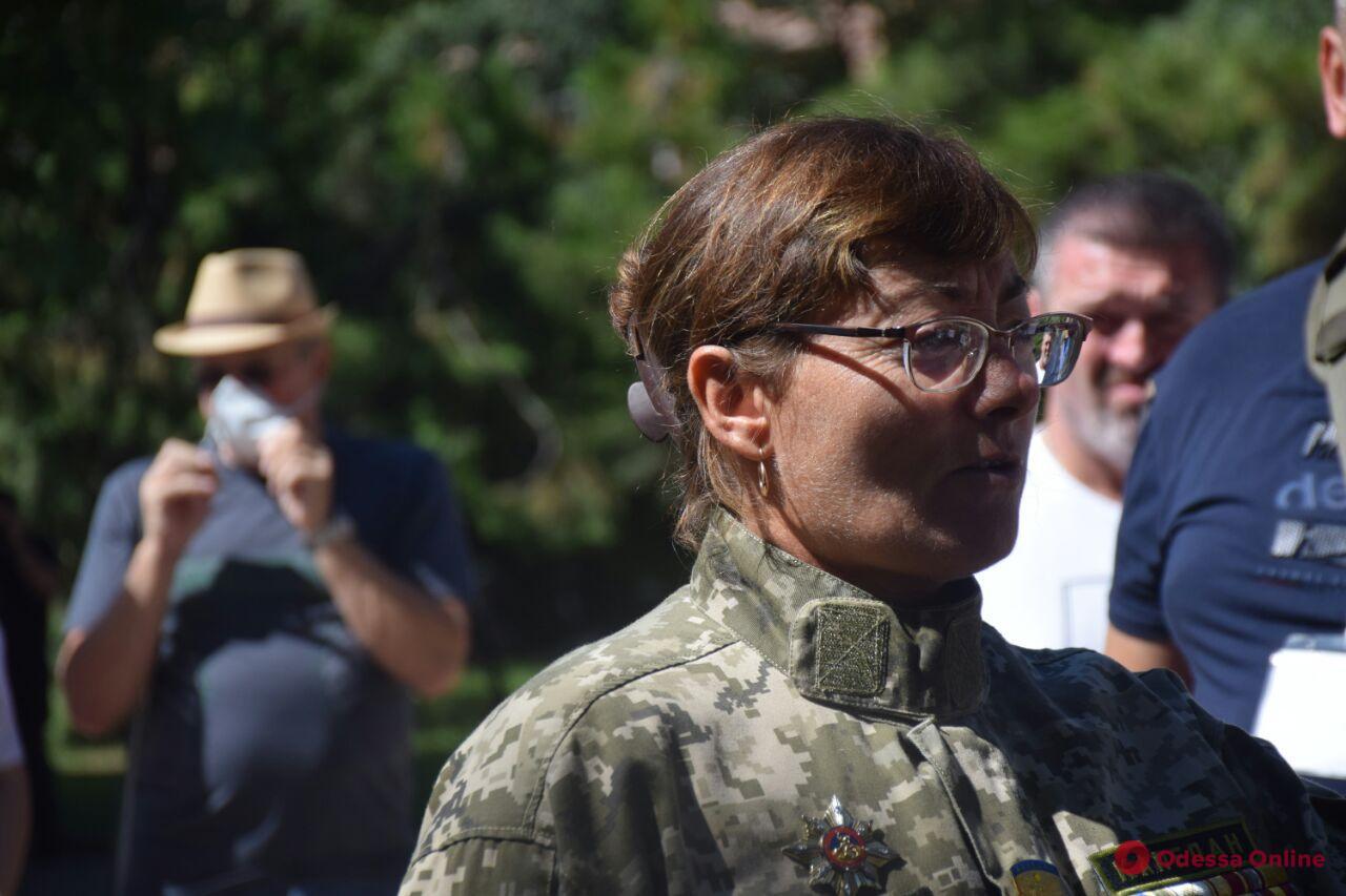 В Одессе проходит акция в поддержку традиционных ценностей (фото, обновляется)