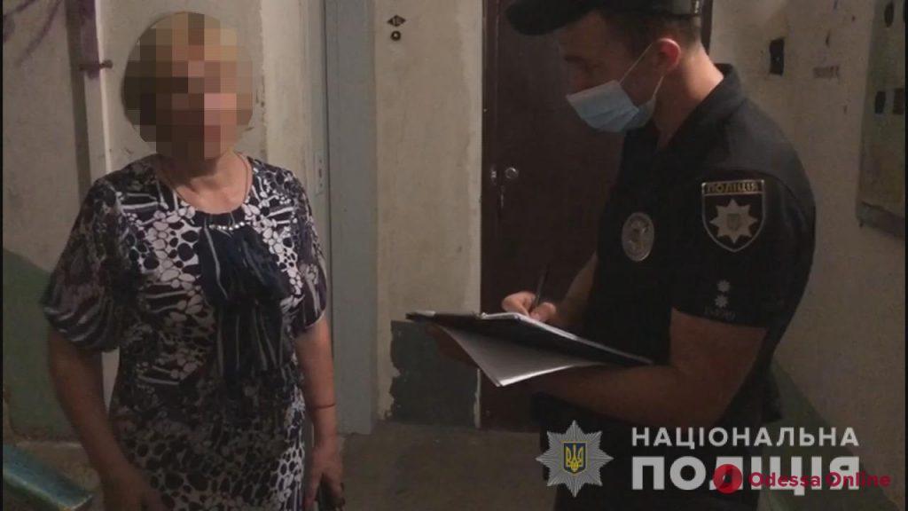 На поселке Котовского пьяная женщина зарезала сожителя
