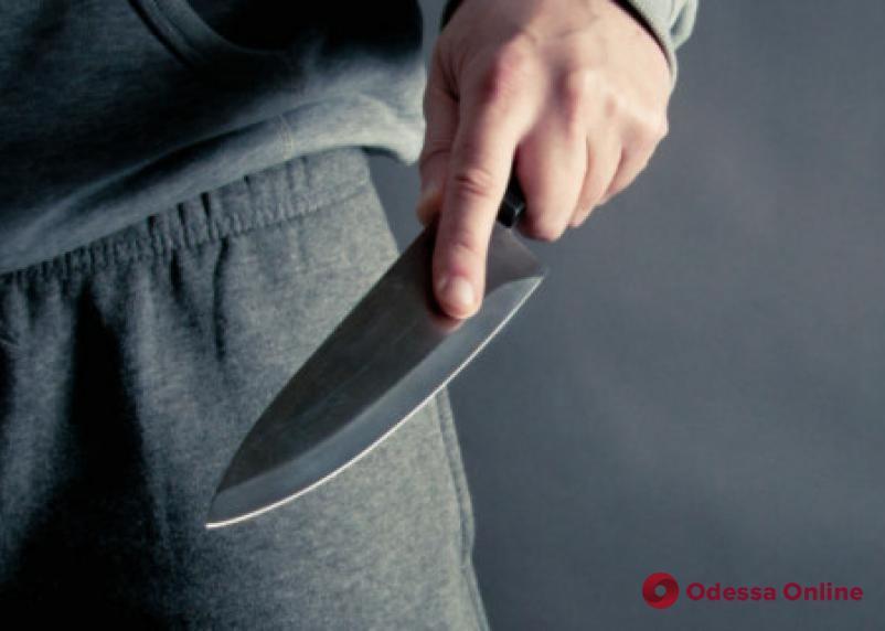 В Одессе на Молдаванке мужчина подзрезал приезжего из Ивановского района