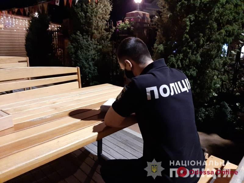 Полиция открыла еще одно уголовное производство по факту перестрелки в одесском ресторане