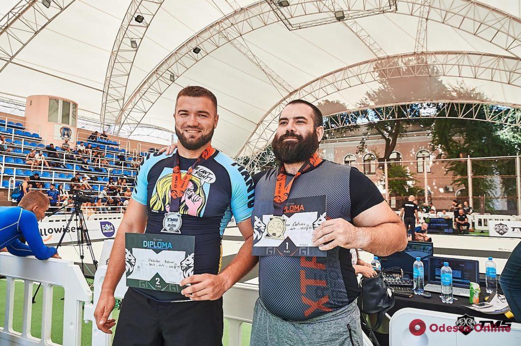 Одесситы собрали «урожай» медалей международного турнира по бразильскому джиу-джитсу