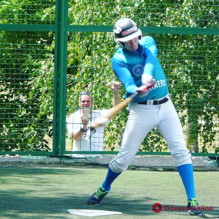 Бейсбол: «Одесские моряки» вышли в финальную часть чемпионата Украины