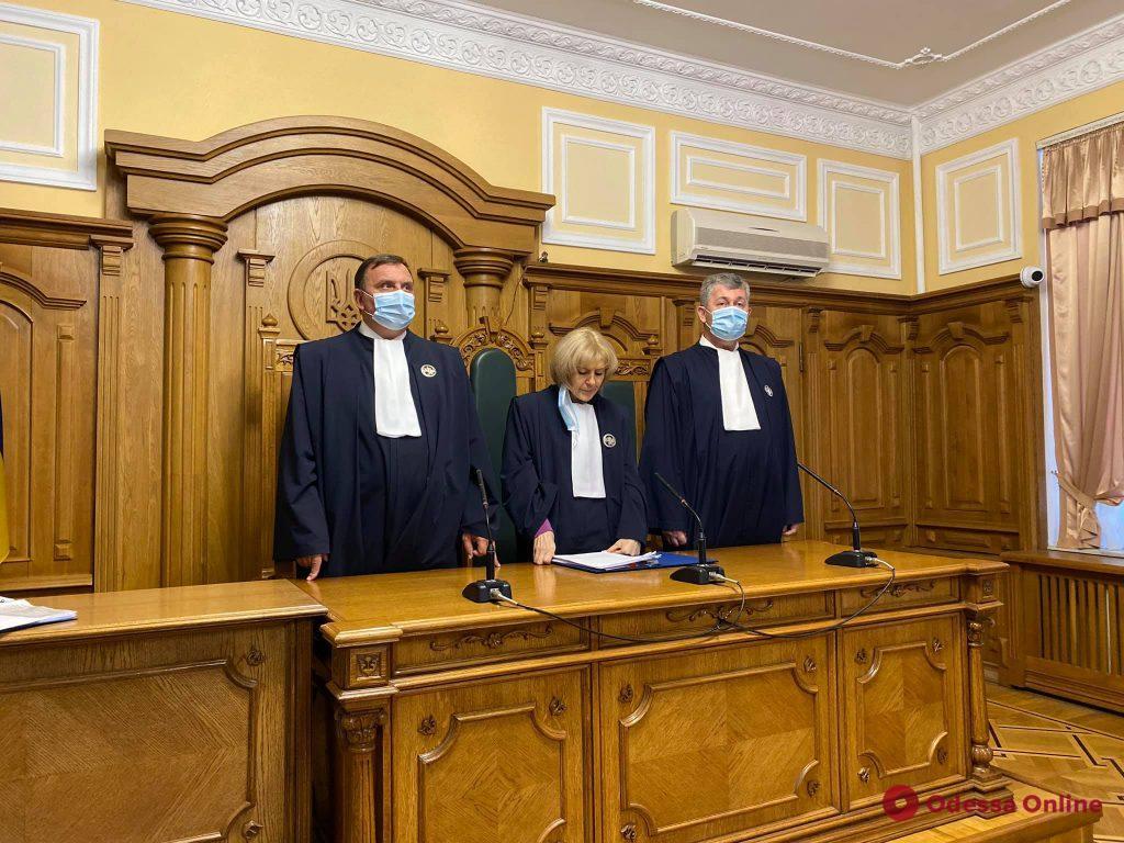 Сергея Стерненко будут судить в Одессе