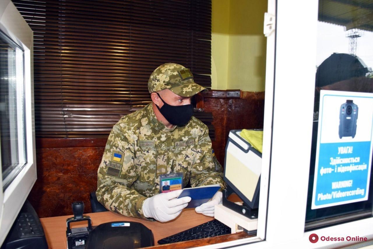 В Одесской области пограничники задержали молдавского сутенера