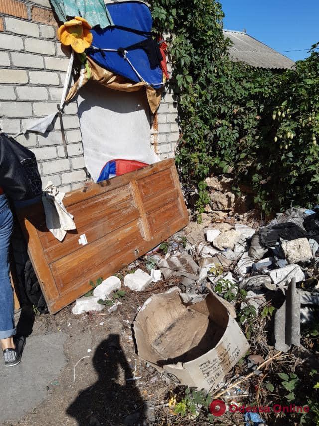 В Одессе у горе-матери забрали 6-летнего сына