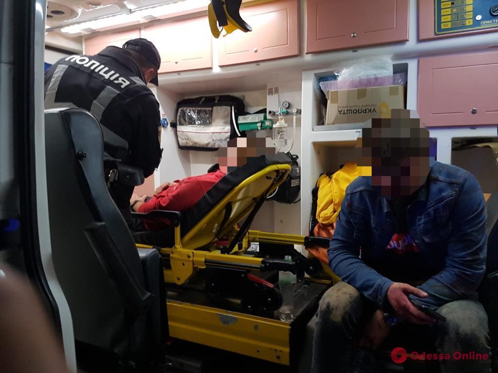 В ДТП под Одессой погибли 18 и 19-летний парни
