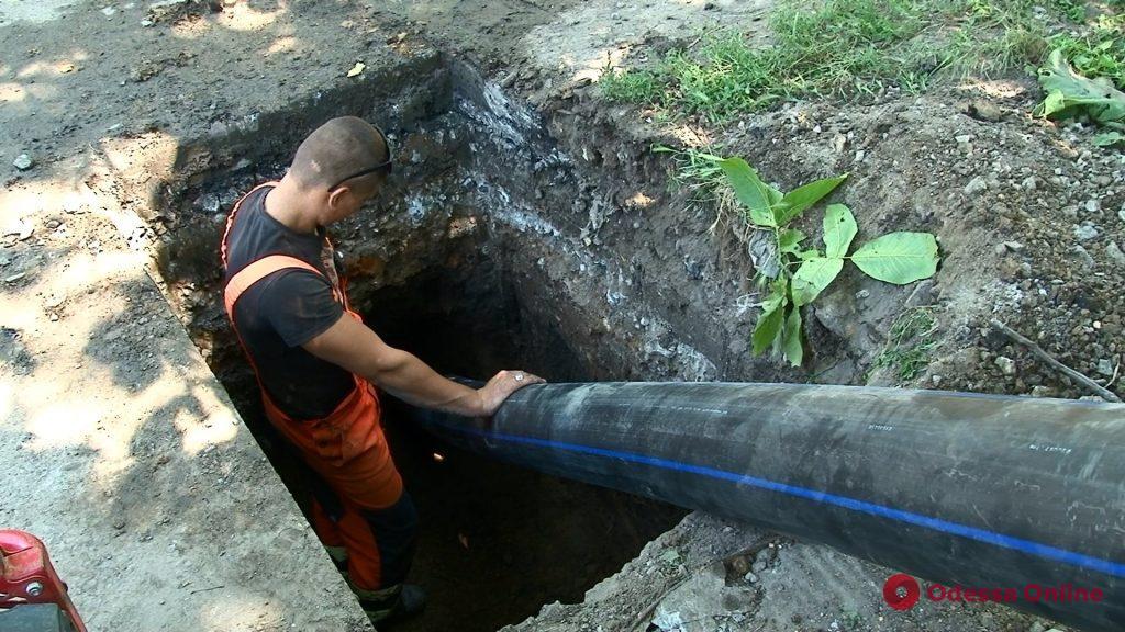 Многие жители Киевского района Одессы на сутки останутся без воды