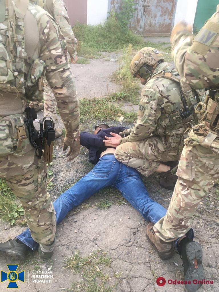 Житель Одесской области по заданию ФСБ готовил диверсию на объекте «Ровнооблводоканала»