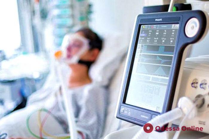 Для двух одесских больниц закупили почти сотню кислородных концентраторов