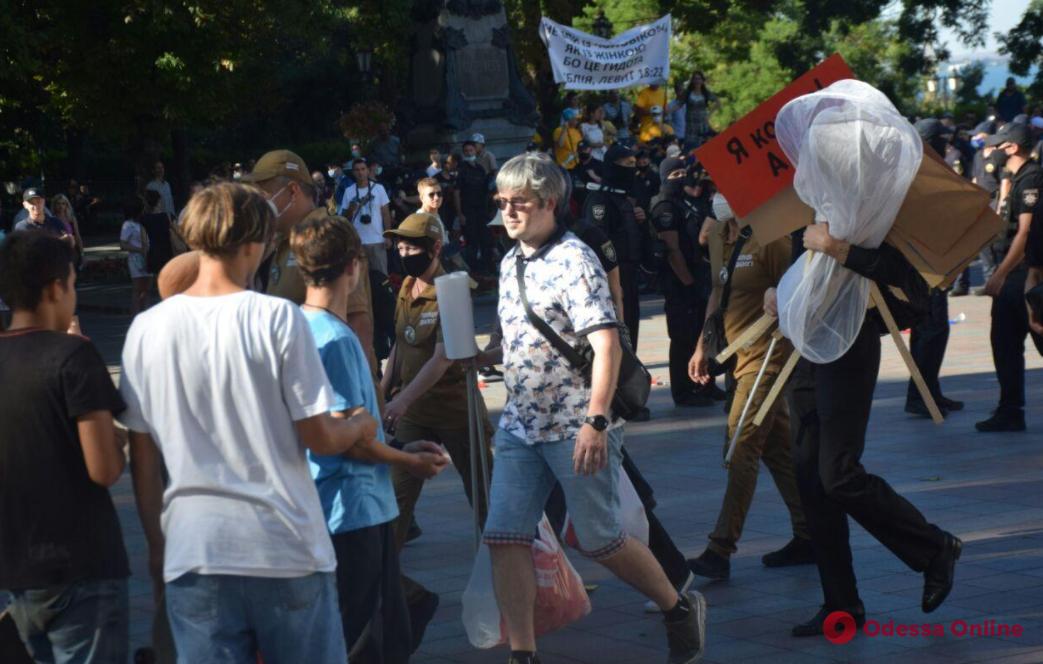 Посольство США требует привлечь к ответственности напавших на участников «Одесса-Прайд 2020»