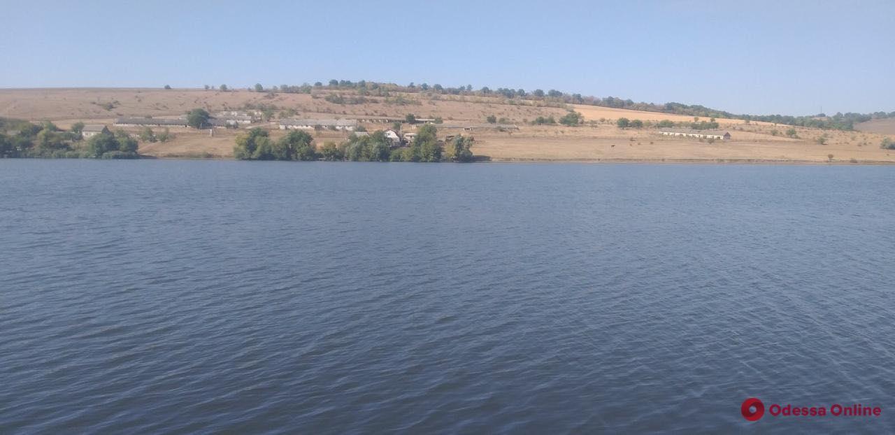 В Одесской области у общества рыболовов отобрали водохранилище