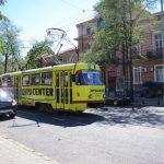 софиевская  трамвай 12