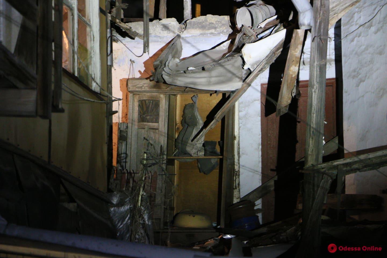 В мэрии рассказали, когда займутся ремонтом обрушившегося дома на Среднефонтанской