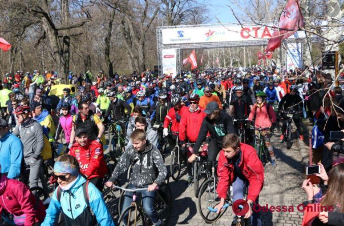 В Одессе пройдут традиционные «велосотка» и туристический переход