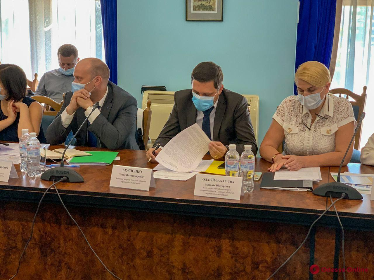 В Одесской области планируют создать две новые больницы