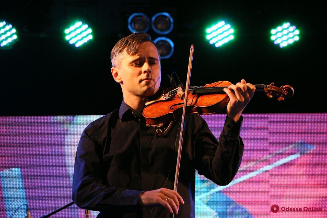 В Летнем саду звучали «Золотые скрипки Одессы» (фоторепортаж)