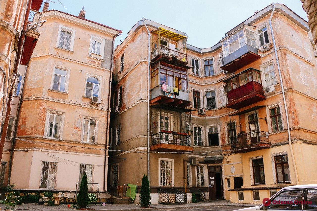 В Одессе создают электронные паспорта жилых домов