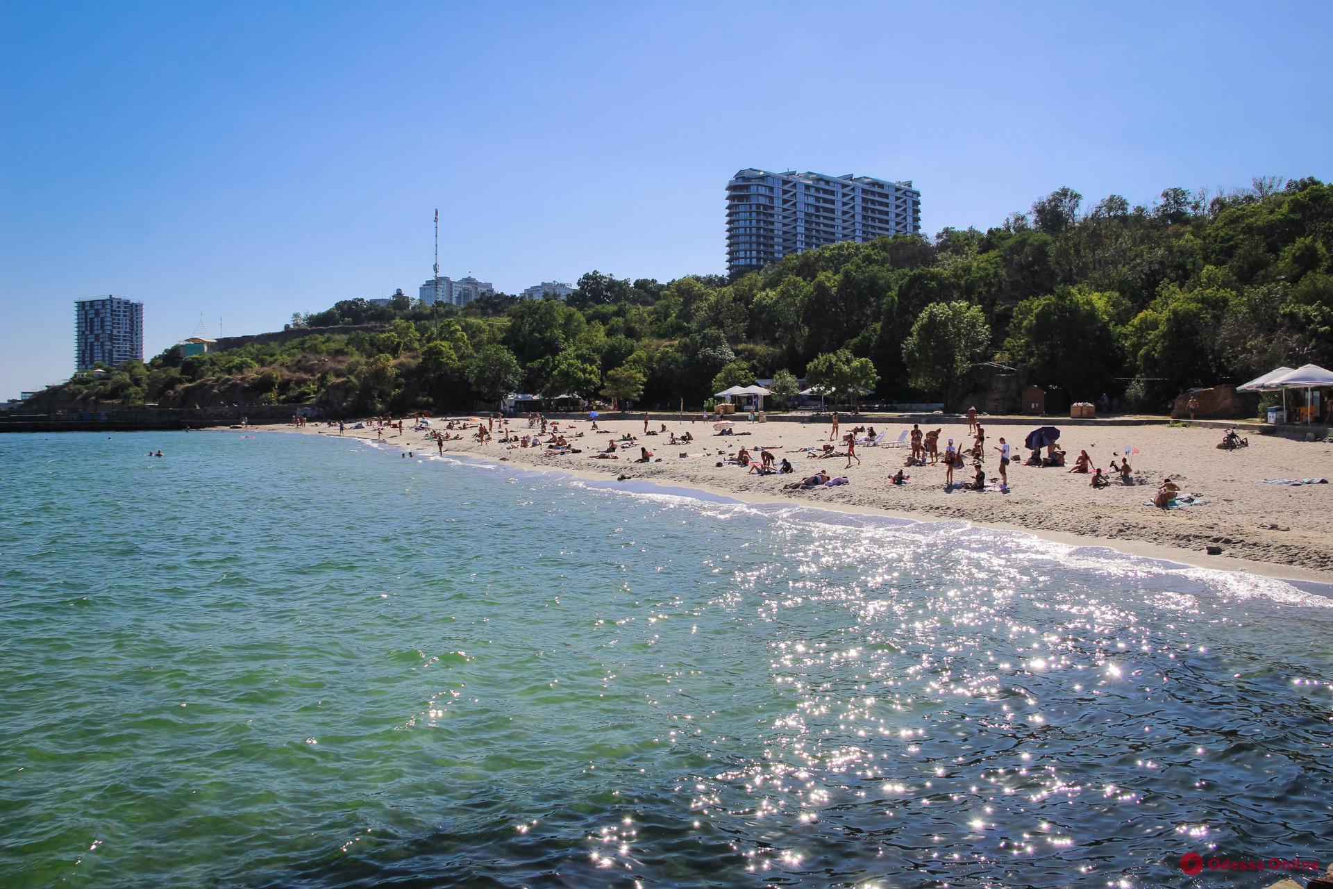 В Одессе не рекомендуют купаться на пяти пляжах