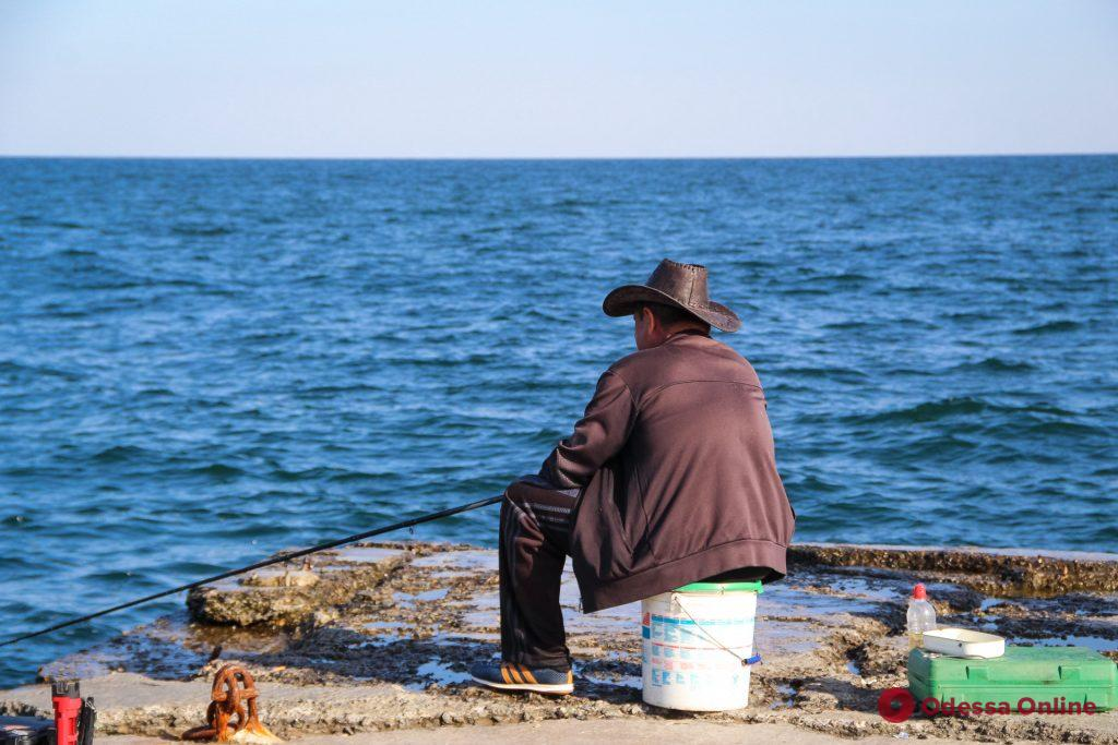 Летнее тепло не спешит покидать Одессу (фоторепортаж)