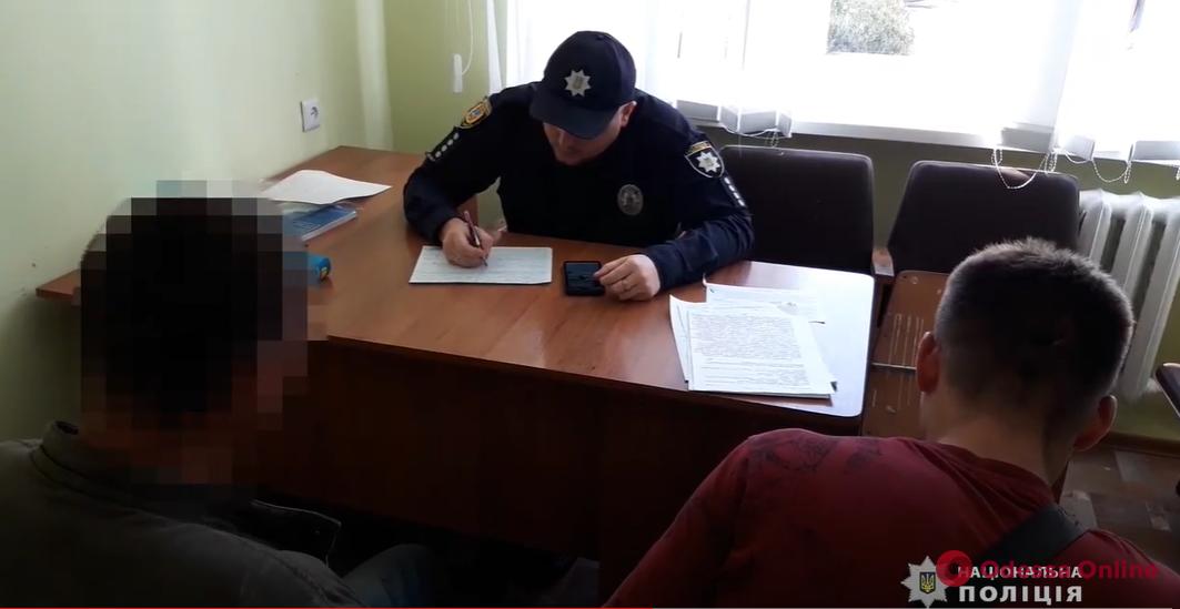 Житель Одесской области во время пьяной ссоры едва не зарезал соседа