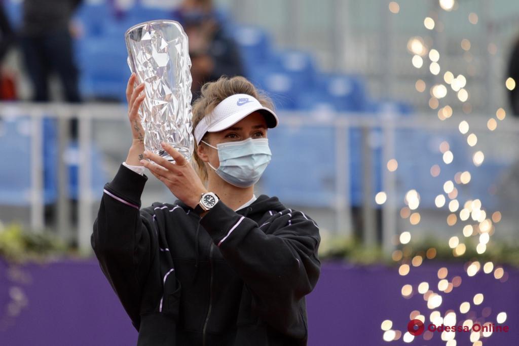 Теннис: уроженка Одессы выиграла турнир в Страсбурге