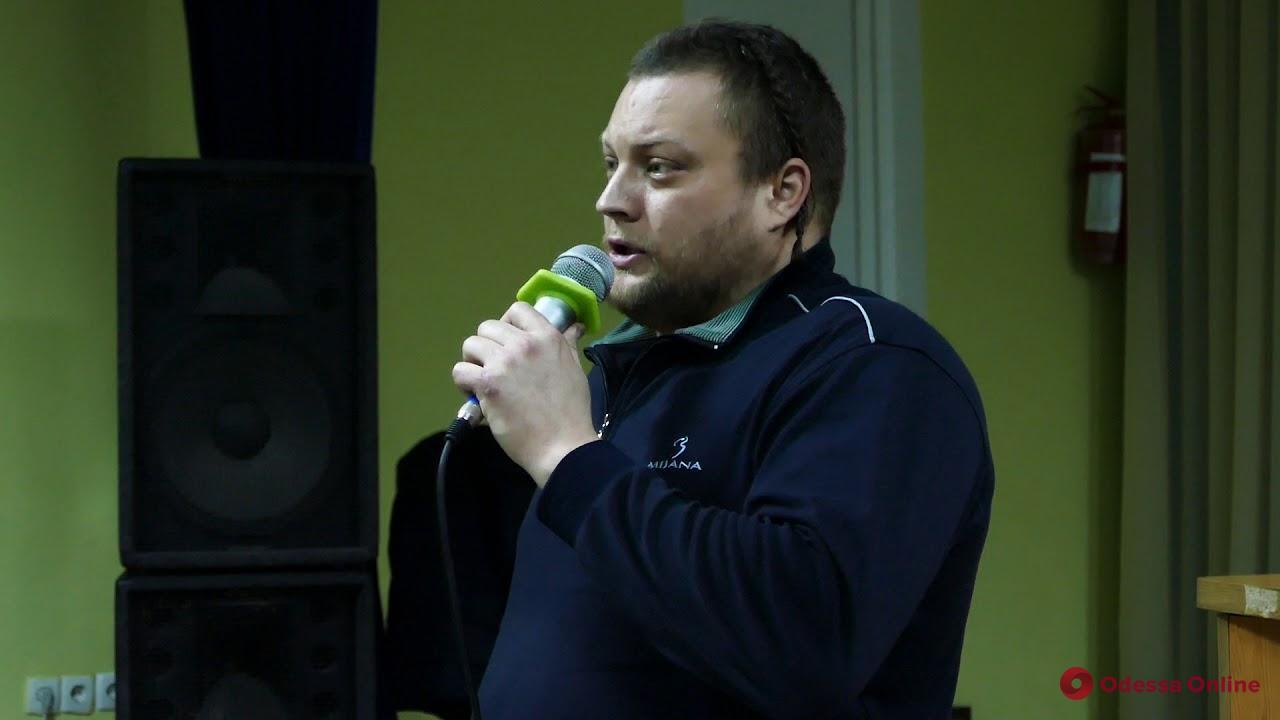 Одесского активиста Тодора Пановского объявили в розыск