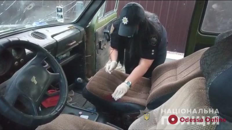 В Одесской области задержали подозреваемого в покушении на убийство (фото, видео)