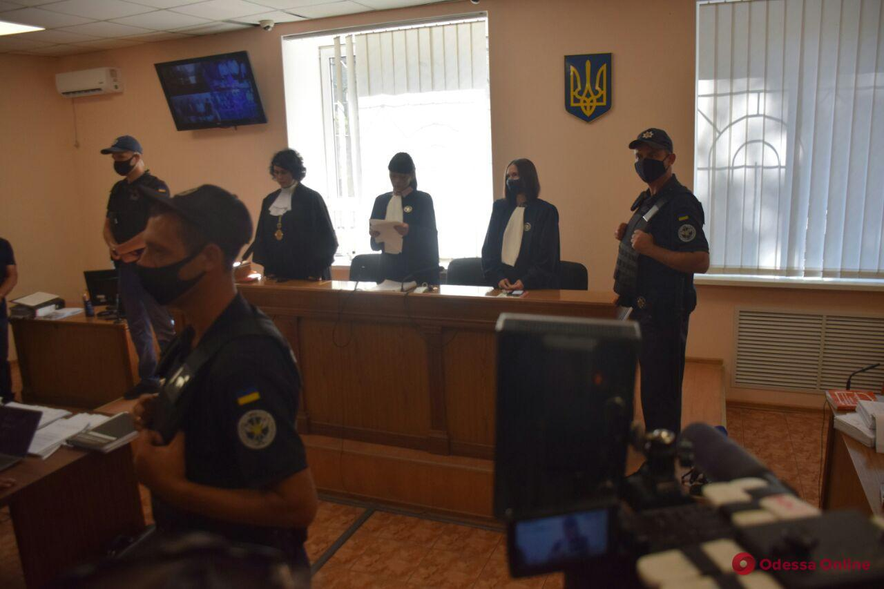 Одесса: дело Стерненко будут рассматривать другие судьи