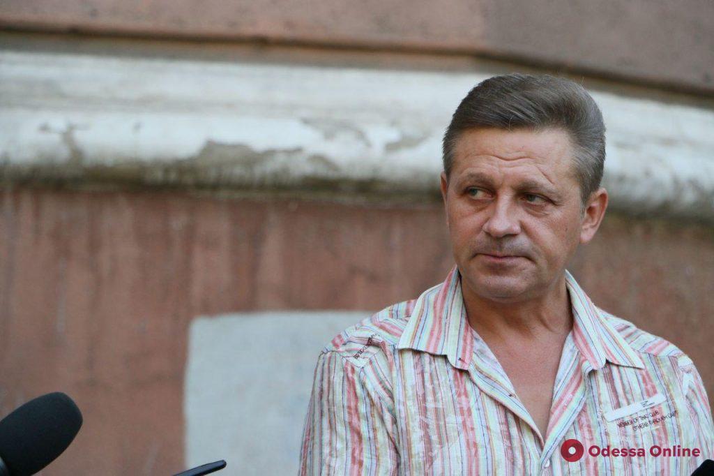 В Одессе рассказали о состоянии избитого пьяными хулиганами фельдшера