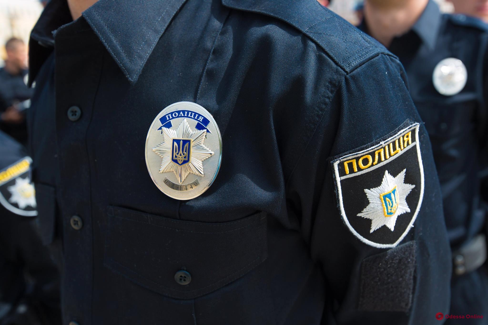 В Одессе поймали двух малолетних воришек одежды