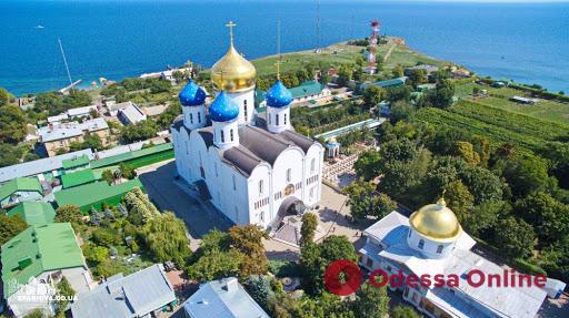 В одесском Свято-Успенском монастыре зафиксирована вспышка COVID-19