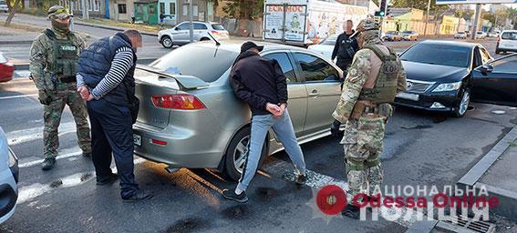 В Одессе задержали группу разбойников, которые напали на семью фермера (фото, видео)