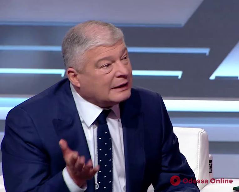 Червоненко — Гончаренко: «Лёша, ты же кричал, что Янукович чуть ли не отец!»