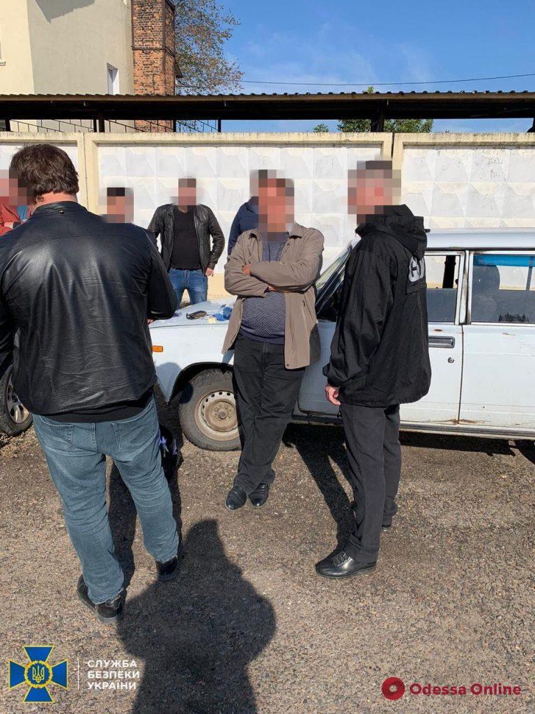 Чиновника мэрии Подольска СБУ поймала на подкупе члена избиркома