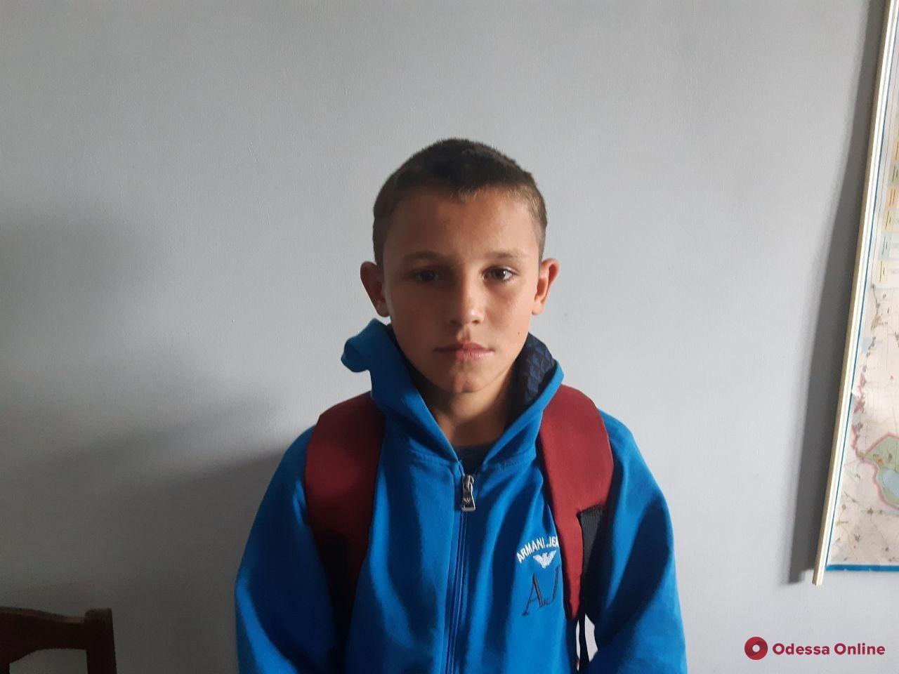 В Одесской области пропал 13-летний мальчик (обновлено)