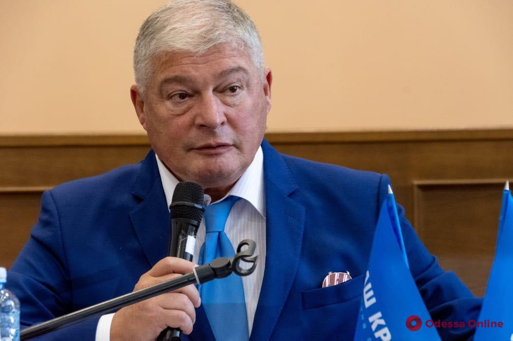 Ни один человек не должен испытывать дискриминацию из-за своих идеологических убеждений, — кандидат в мэры Одессы Евгений Червоненко