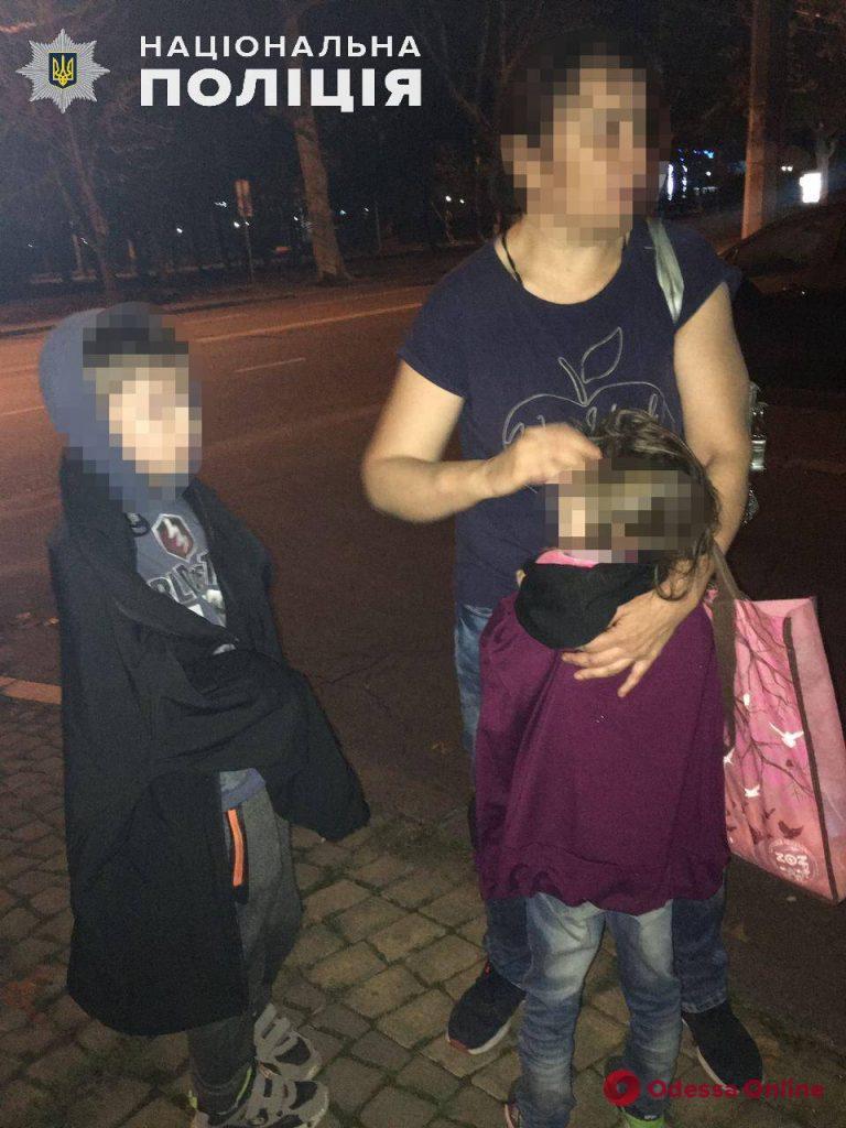 В Одессе неадекватный отец угрожал подорвать себя вместе с двумя детьми