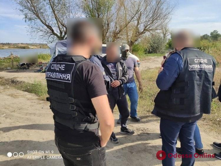 В Одесской области поймали молдаванина, который незаконно переправлял людей через границу