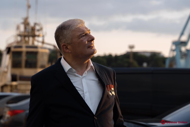 «Одесса может стать гордостью всей Украины», — кандидат в мэры Евгений Червоненко