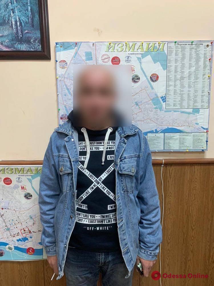 Подкупом избирателей в Одесской области занимался гражданин РФ