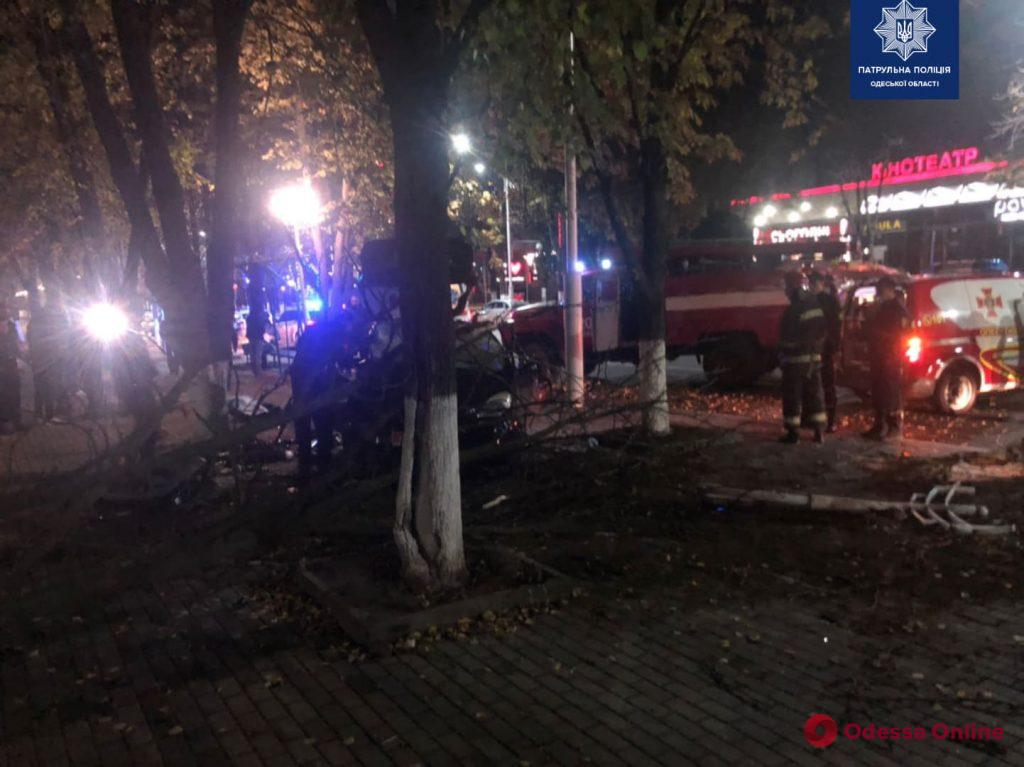Пьяное ДТП в Измаиле – двое погибших и трое пострадавших (видео, обновлено)